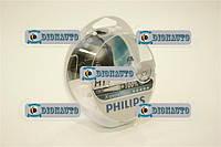 Лампа автомобильная Н1 12V 55W PHILIPS X-treme Vision +100% к-т 2 шт  (12258 XVS)