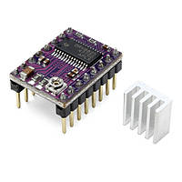 10шт Geekcreit® 3D принтер Stepstick DRV8825 шагового Драйвер RepRap 4 слоев PCB