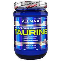 100% чистый таурин + максимальная сила + усвоение / ALLMAX - Taurine (400 g)
