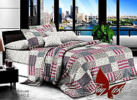 Полуторный комплект постельного белья с компаньоном TM-5002Z поплин