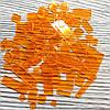 Мозаика Acrylic Оранжевая акриловая 25г Mosaikstein