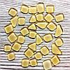 Мозаика Soft-Glass Золото многоугольная 50г Mosaikstein