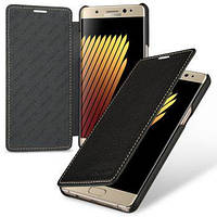 Кожаный чехол (книжка) TETDED для Samsung N935 Galaxy Note Fan Edition