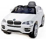Электромобиль детский BMW X6  3 цвета, фото 3