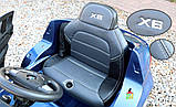 Электромобиль детский BMW X6  3 цвета, фото 7