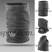 Горловик (Баф) Adidas серый