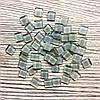 Мозаика Soft-Glass Серебро 10*10мм 50г Mosaikstein