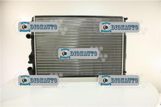 Радиатор охлаждения Дачия Логан 1.5dCi QSP-M Logan 1.4 (QSP-M8200189288)
