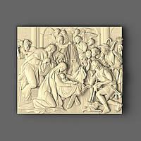 Икона Рождение Хреста