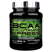 Бцаа+глютамин Scitec Nutrition BCAA+Glutamine Xpress 600 г