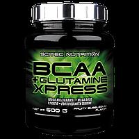 Бца+глютамин Scitec Nutrition BCAA+Glutamine Xpress 600 г