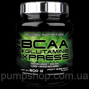 Бцаа+глютамін Scitec Nutrition BCAA+Glutamine Xpress 600 г
