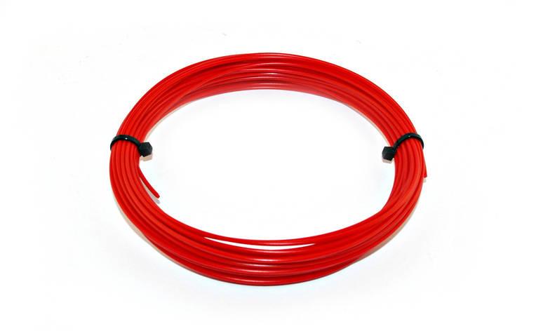 Красный PLA пластик для 3D ручки 10 метров, фото 2