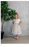 Нарядное платье на праздник или день рождение на девочку 2-4 года