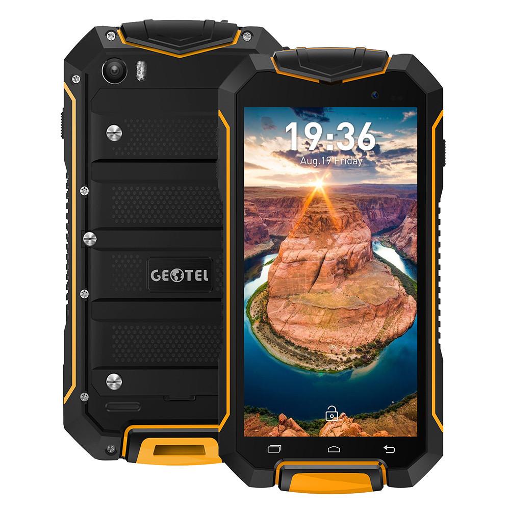 Geotel A1 IP-67 3400 mAh Android 7.0 Противоударный водонепроницаемый