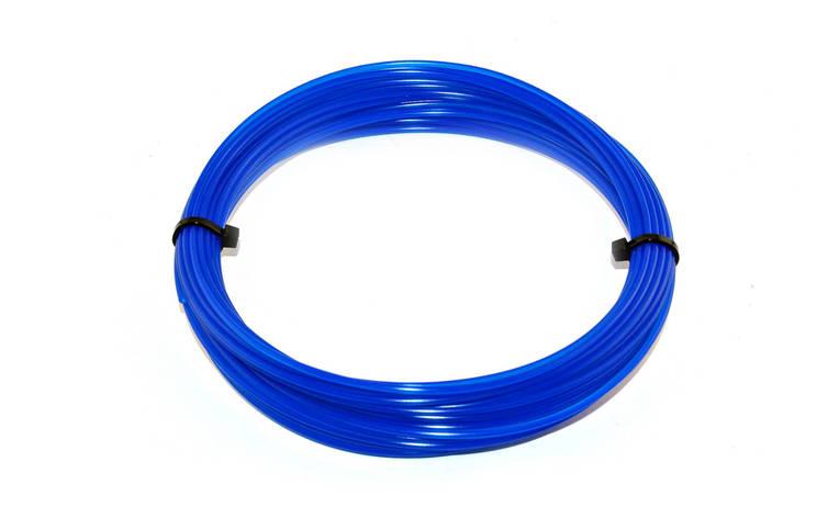 Синій флюр PLA пластик для 3D ручки 10 метрів, фото 2