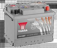 Аккумулятор YUASA Silver High Performance Battery 62Ah (600A) -/+ (0) YBX5027