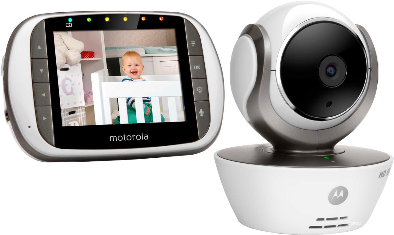 Wi-Fi видеоняня Motorola MBP853 Connect