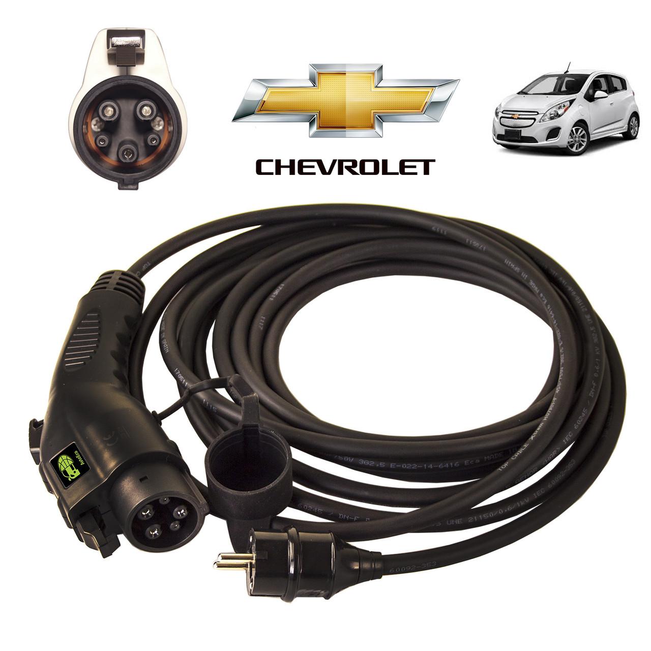 Зарядное устройство для электромобиля Chevrolet Spark AutoEco J1772-16A