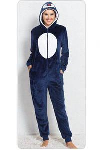 Пижама - человечек ( Кигуруми) Пингвин