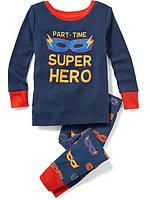 "Пижама для мальчика ""Супер герой"" арт. 823913 (Old Navy)"