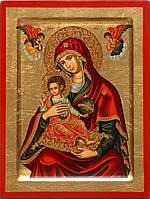 Икона Божией Матери Керкира (Корцирская, Корфская). Греция