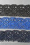 Вязаное кружево -4 (отрез от 50 метров), фото 4