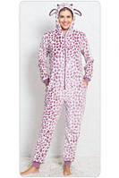 Пижама - человечек ( Кигуруми) Жираф