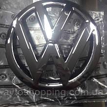 Эмблема значок на решетку радиатора Volkswagen VW B7