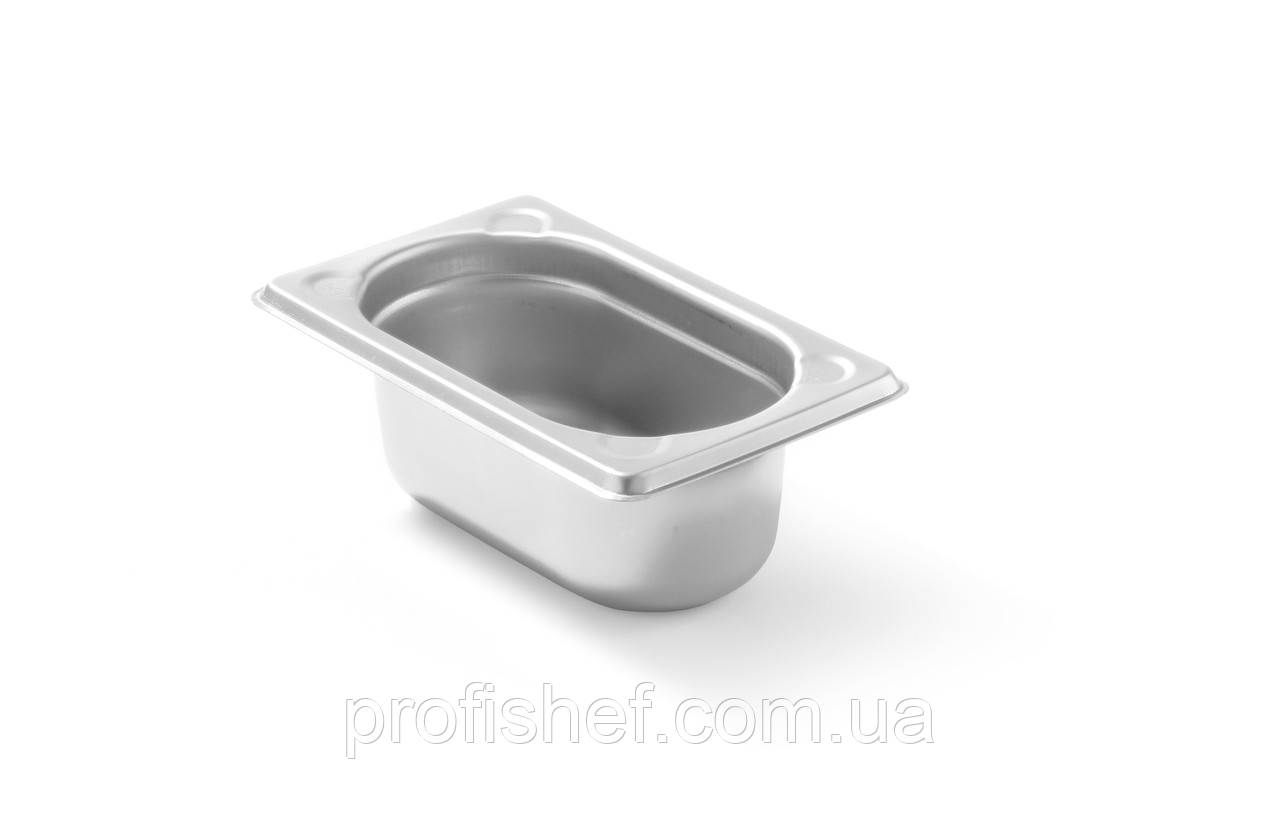 Гастроемкость Hendi Kitchen Line GN 1/9-65