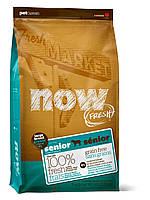 Сухой беззерновой корм «Now! Контроль веса. С индейкой, уткой и овощами» (для собак крупных пород) 11,35кг