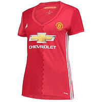 Женская футболка Манчестер Юнайтед. Сезон 2016-2017 (домашняя), фото 1