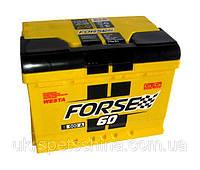 Аккумулятор Forse 6CT- 60Ah 600A