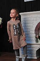 Платье на девочку Бант