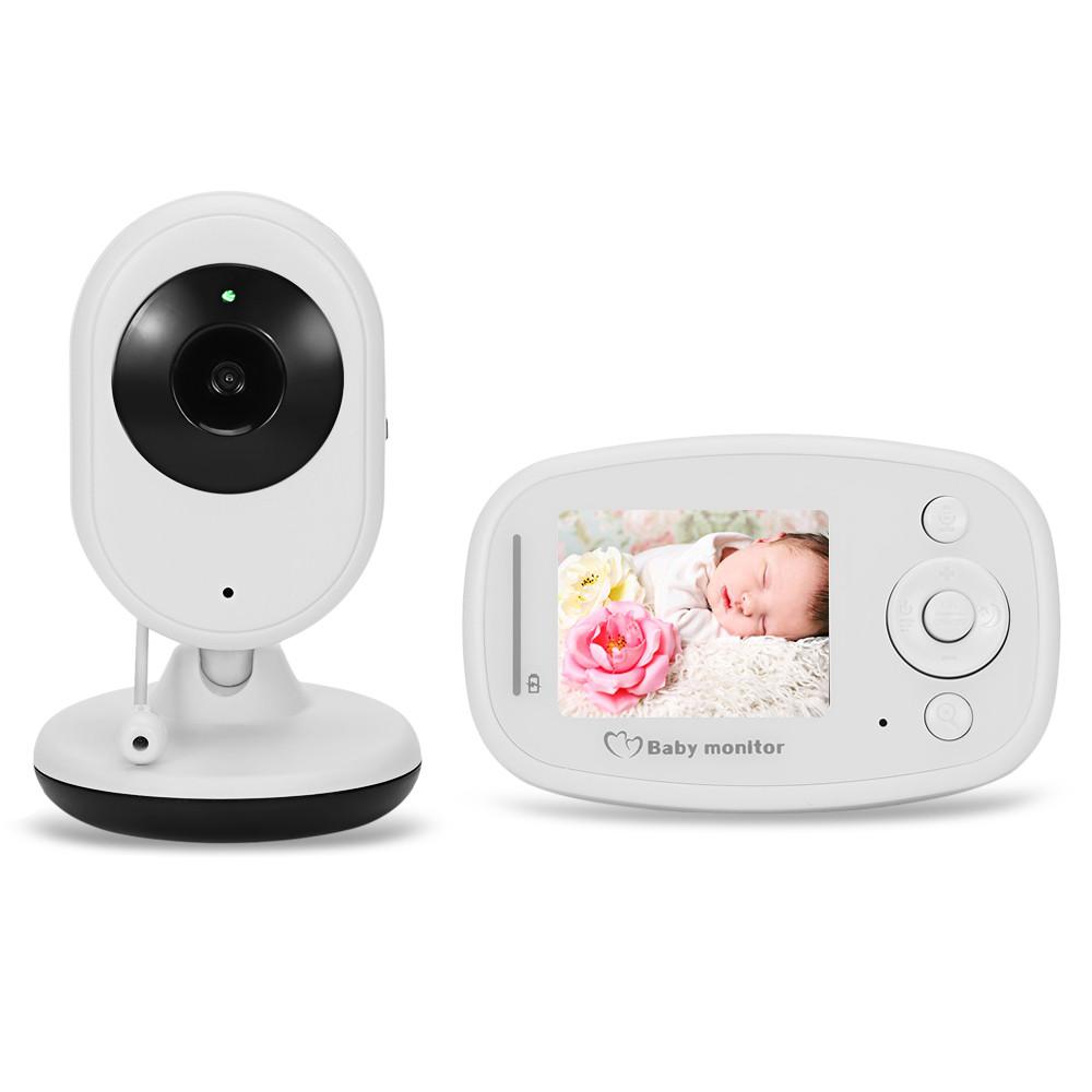 Видеоняня Baby Monitor с режимом ночного видения и двусторонней связью