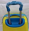 Чемодан детский дорожный  ручная кладь 45 см Josepf Ottenn Миньон 16-FX-120, фото 4