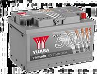 Аккумулятор YUASA Silver High Performance Battery 75Ah (680A) -/+ (0) YBX5100