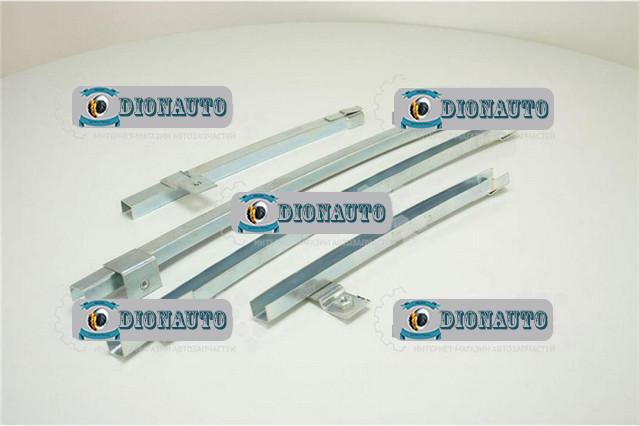 Направляющие стёкол 2109 комплект 4 штуки ВАЗ-2109 (2109-6103250)