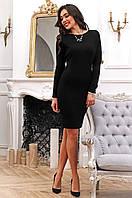 Универсальное женское платье мыша с длинными рукавами 90269