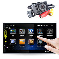 2din Автомагнитола Pioneer FY6511 GPS + WiFi + 4Ядра +Android  6+ КАМЕРА!