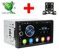 2 Din Автомагнитола Pioneer 8701 WiFi, Bt, Android 5+Navitel+КАМЕРА!