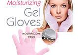 Gel Spa Gloves.(Гелевые увлажняющие перчатки) Розовые , фото 6