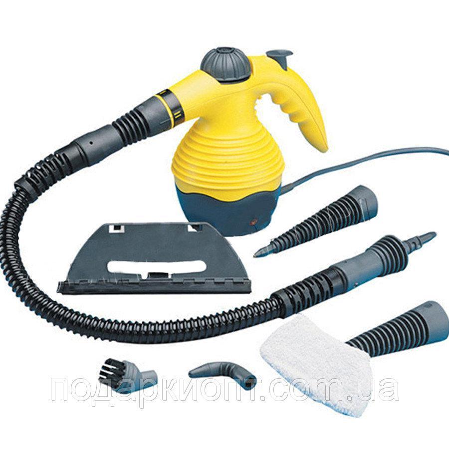 Многофункциональный ручной отпариватель-пароочиститель Steam Cleaner DF-A001
