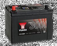 Аккумулятор YUASA SMF Battery 70Ah (570A) +/- (1) YBX3031