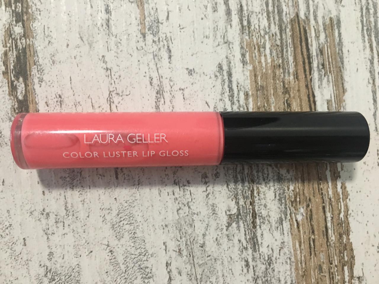 Персиковый блеск для губ Laura Geller цвет Peach Sorbet