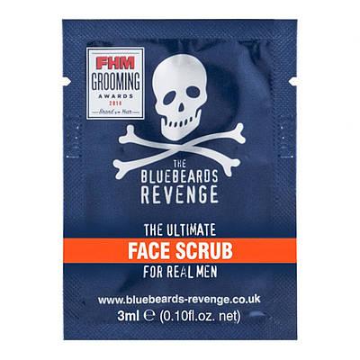 Скраб для лица The Bluebeards Revenge Face Scrub 3 ml