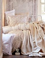 Karaca Home - Timeless toprac Набор постельное белье с покрывалом и плед