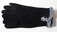 Перчатки женские сенсорные трикотажные