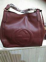 Большая брендовая сумка шоппер