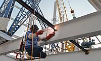 Ремонт, реконструкция и замена металлоконструкций